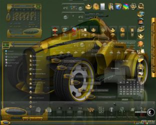 Pimped Stardock Style by thuglifejunior