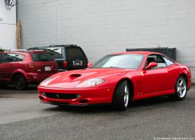 550 Maranello by S-Amadeaus