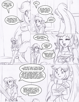 Witches, Wands and Whimsy (Page 9) by Malkaiwot