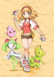Pokemon Trainer by dragonfly-world