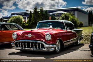 56 oldsmobile 98 by AmericanMuscle