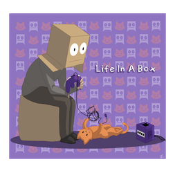 Life In A Box: Controller by Ineverfinishanything