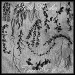 Vines Brushes Set 2 by Falln-Brushes