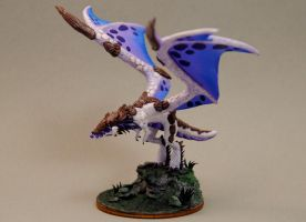 Plagued Proto-Drake by Owllyn