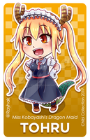 Tohru [Chibi Collection] by Rayhak