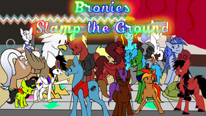 Bronies Stamp the Ground by Lightning-Bliss