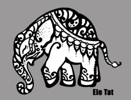 Ele Tat by RandomSheepGirl