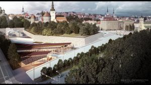 Freedom Square 06 3D VISUALIZATION by gravier25