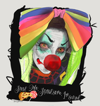 Clown Girl by GagaPotterTribute