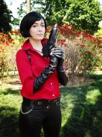 More games? - ADA WONG RESIDENT EVIL 6 COSPLAY by CarlaGolbat