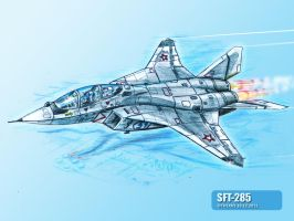 SFT-285 by TheXHS