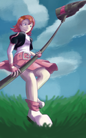 Nora by ApplesOfBacon
