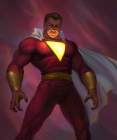Shazam by YueQing