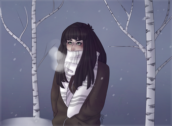 Cold winter mornings by Tsirpx3