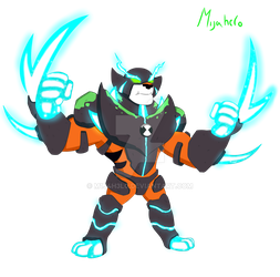 Ben 10 rath Omni-Enhanced by M1j4h3l0