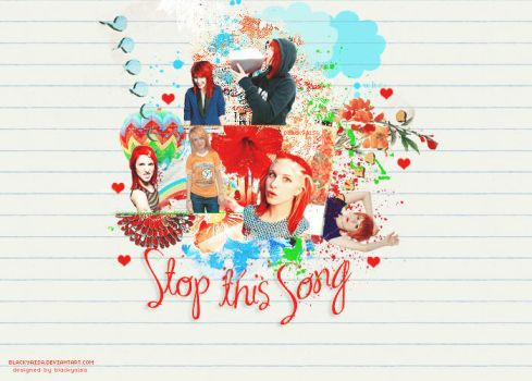 stopthissong by blackyaisa