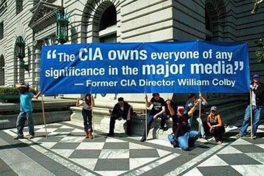 The CIA and the Media by uki--uki