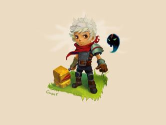 Bastion by SloorpWorld