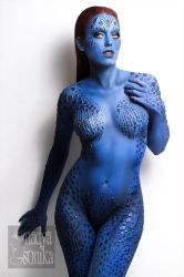 Mystique by nadyasonika