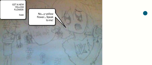 VenturianTale  The Yellow Flower by SketchtheArtist88