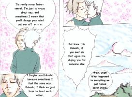 Doubt extra KakaIru pg 4 out of 4 by DRKcoffee