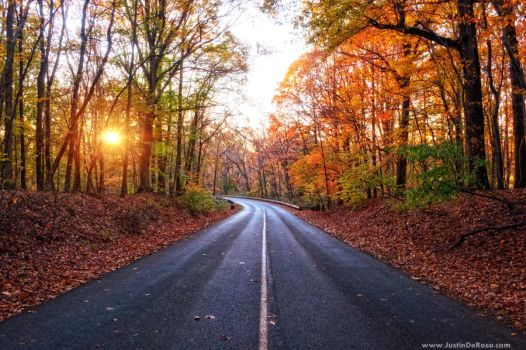 Down The Road We Go by JustinDeRosa