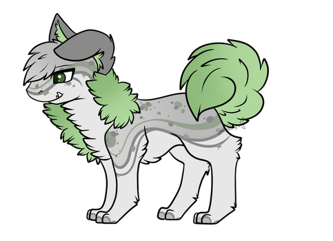 Fluff Creature Adopt Auction [CLOSED] by PineappleSwizzle