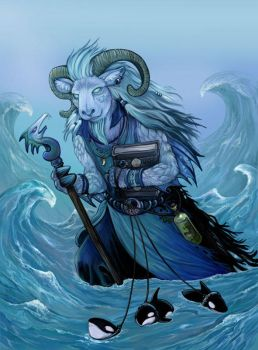 Capricorn by ursulav