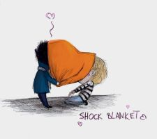 Shock blanket by Famion
