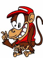 Diddy Kong by biel12