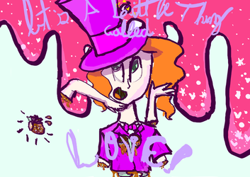 PASTEL GORE: Gumble Loves _____! by MaybeCrazy010