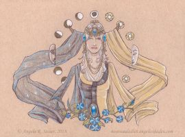 The Lady of the Equinox by AngelaSasser