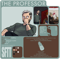 SftT: The Professor by Girl-on-the-Moon