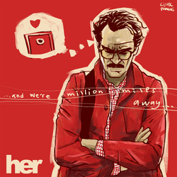 Theodore Twombly by nimbusnymbus
