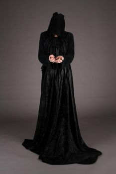 Black Witch III by GillianStock