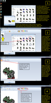 How to Edit Shimeji Images by Blue-Raccoon-Siren