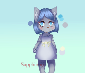 Cat Adopt 2# (CLOSED) by SimplySapphire