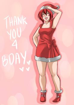 Thank you for the Birthday wishes by suzumecreates
