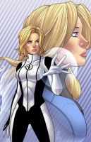 Invisible Woman - Legacy by DStPierre