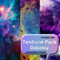 Galaxy Texture Pack by ResourcesPhotoshop1
