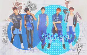 shinee wallpaper by Partusan