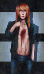 Wounded Angel by PrismoTheSmoke