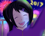 [DA] Happy New Year! 2017~ by DisappointmentRao