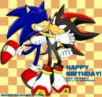 Sonic And Shadow's Birthday