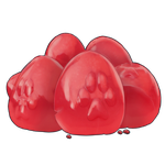 Red Currant Candy Treats by TokoTime