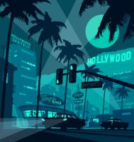 Hollywood by middlewick