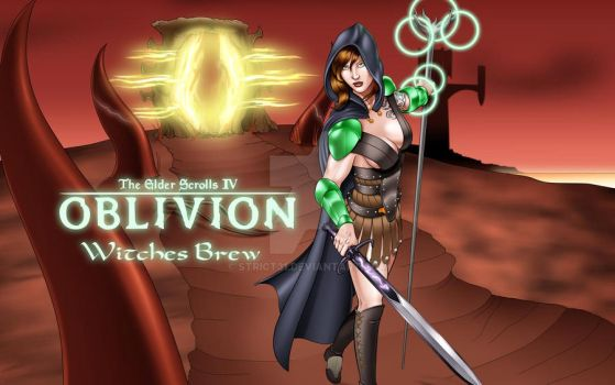 Oblivion: Witch's Brew by Strict31