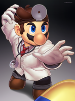 Dr. Mario (Ultimate) by hybridmink
