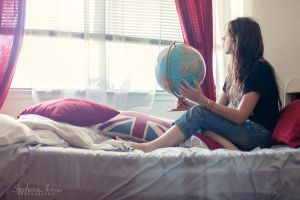 The Whole World is Out There. by sa-photographs
