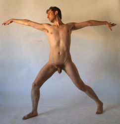 male gesture nude 6 by TheMaleNudeStock